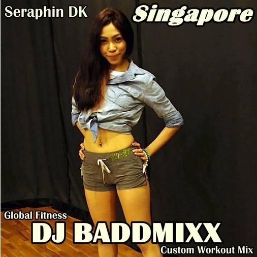 DJ Baddmixx - Seraphin Get Do. DJ Baddmixx