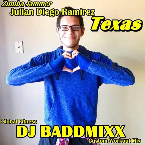 DJ Baddmixx - ZJ Diego Dance . DJ Baddmixx