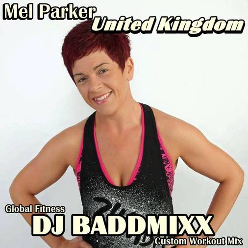 DJ Baddmixx - Mel Don't Stop . DJ Baddmixx