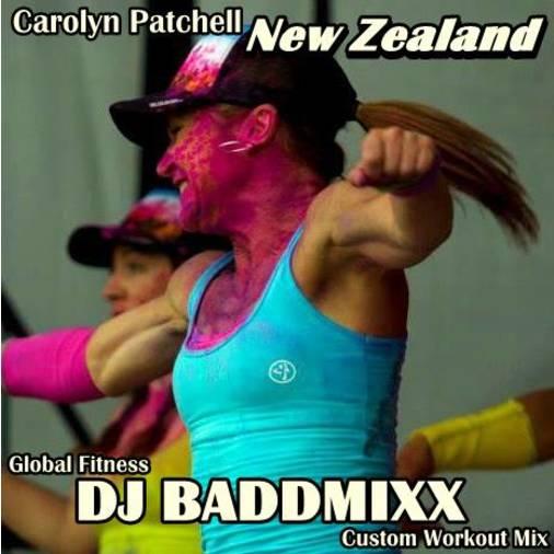 DJ Baddmixx - Carolyn Prays 6. DJ Baddmixx