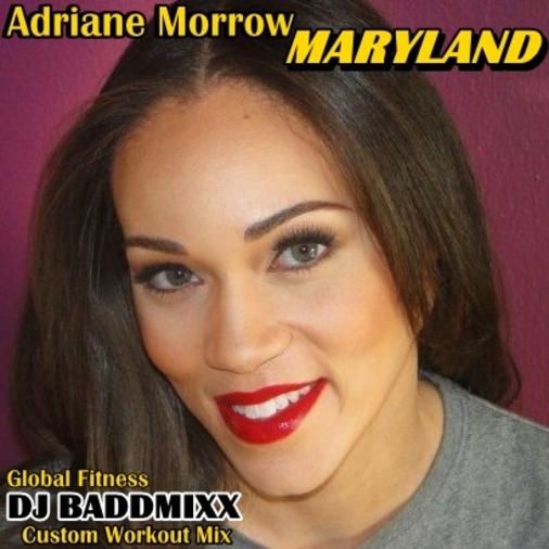 DJ Baddmixx - Adriane Gimmie . DJ Baddmixx