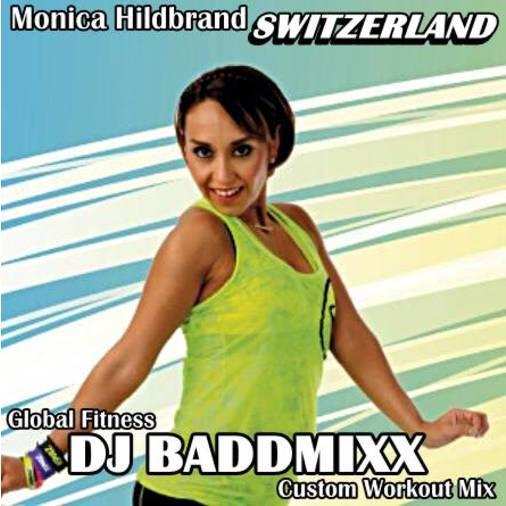 DJ Baddmixx - Monica Get It B. DJ Baddmixx