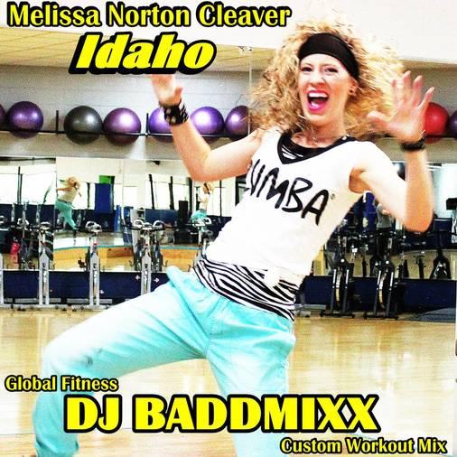 DJ Baddmixx - Melissa Moves 8. DJ Baddmixx