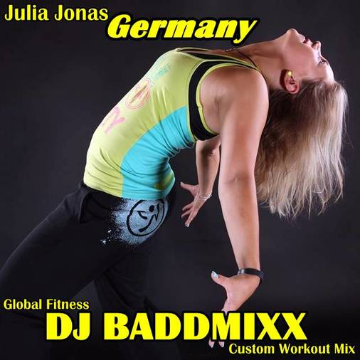 DJ Baddmixx - Julia Shakes Bo. DJ Baddmixx