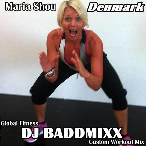 DJ Baddmixx - Maria Is Grown . DJ Baddmixx