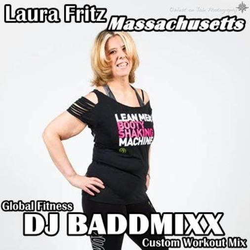 DJ Baddmixx DJ Baddmixx - Laura Has Fun 7.