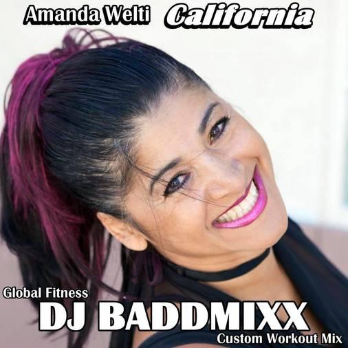 DJ Baddmixx - Amanda's Custom. DJ Baddmixx