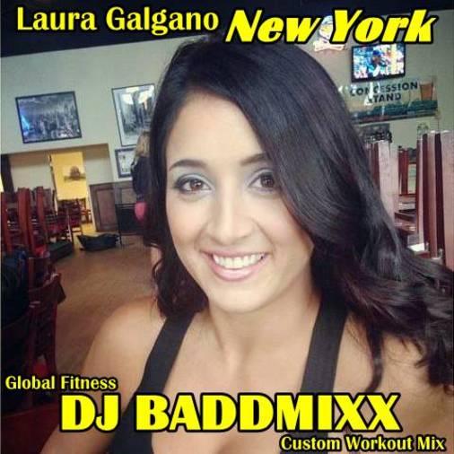 DJ Baddmixx - Laura Move It 8. DJ Baddmixx