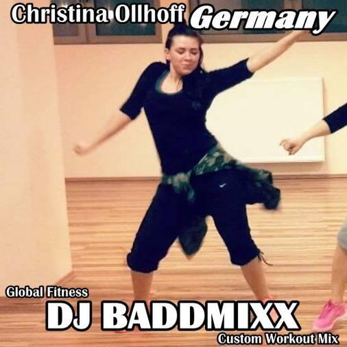 DJ Baddmixx - Christina So Fi. DJ Baddmixx