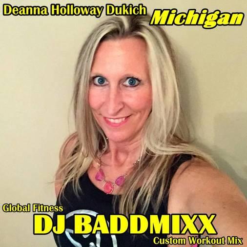 DJ Baddmixx - Deanna Is Fun 8. DJ Baddmixx