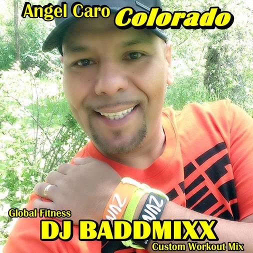DJ Baddmixx - Angel Lines Up . DJ Baddmixx