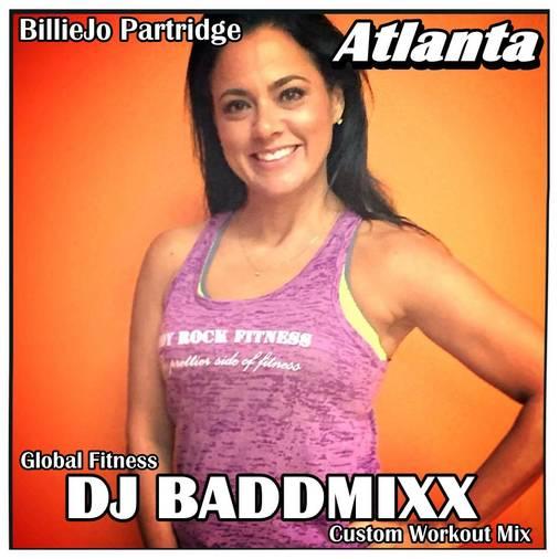 DJ Baddmixx - BillieJo There . DJ Baddmixx