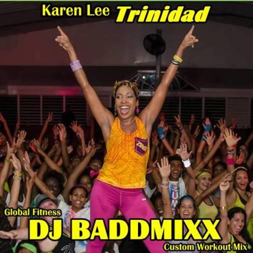 DJ Baddmixx - Karen Ah Boss 8. DJ Baddmixx