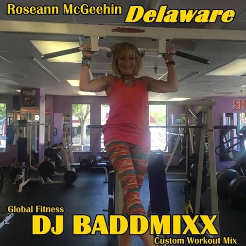DJ Baddmixx - Roseann Don't S. DJ Baddmixx