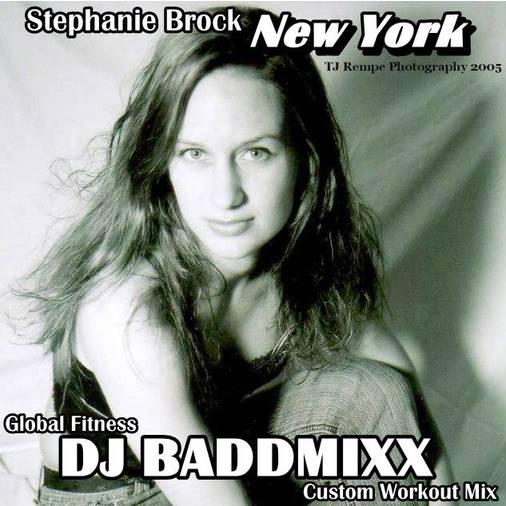 DJ Baddmixx - Stephanie Rock . DJ Baddmixx