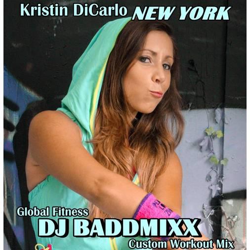 DJ Baddmixx - Kristin Is Orig. DJ Baddmixx