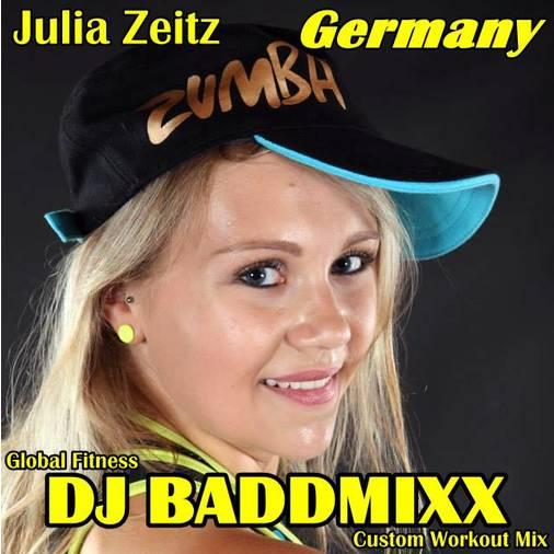 DJ Baddmixx - Julia Hey Work . DJ Baddmixx