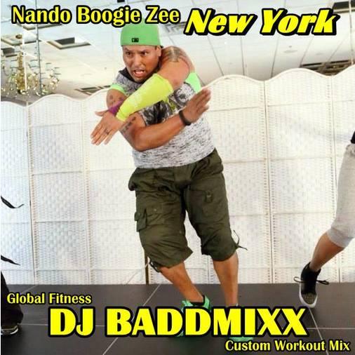 DJ Baddmixx - Nando Is On A V. DJ Baddmixx