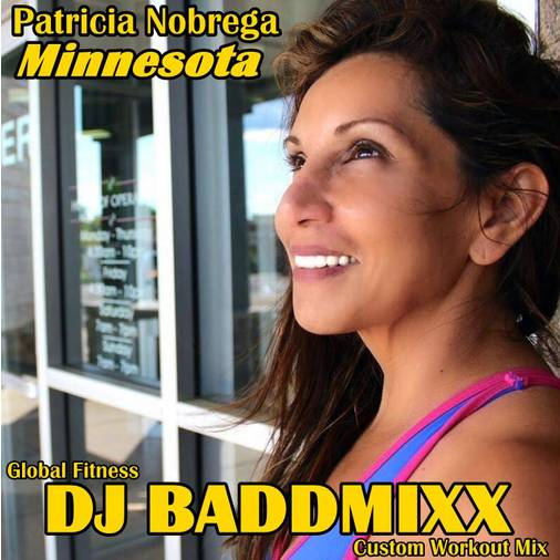 DJ Baddmixx - Patricia Ah Bos. DJ Baddmixx