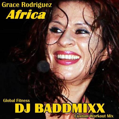 DJ Baddmixx - Grace Mueve 6Mi. DJ Baddmixx