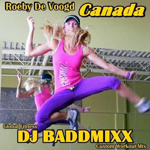 DJ Baddmixx - Roeby Loves Ani. DJ Baddmixx