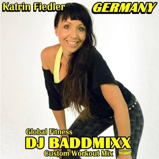 DJ Baddmixx - Katrin Walk Tha. DJ Baddmixx