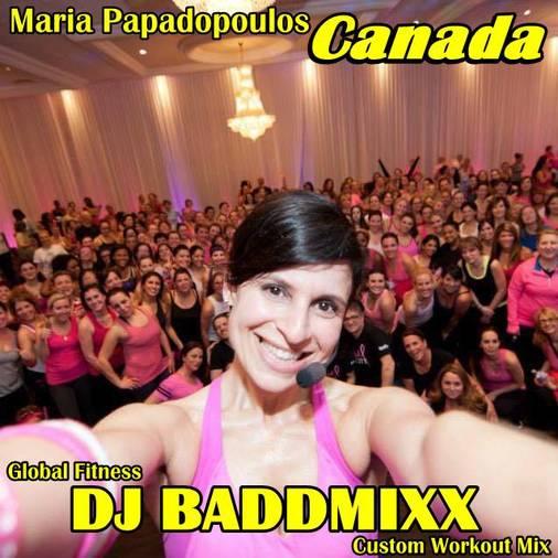 DJ Baddmixx - Maria Is Univer. DJ Baddmixx