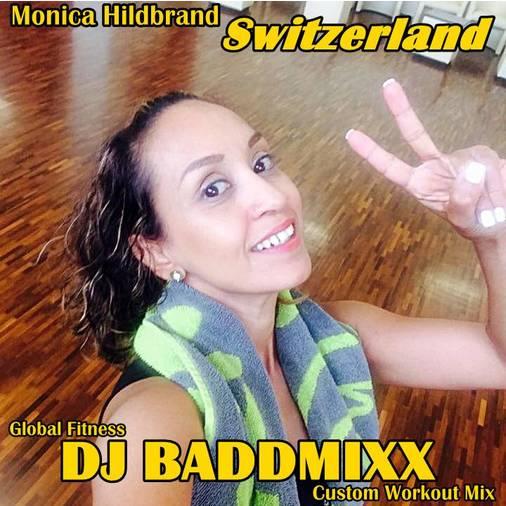 DJ Baddmixx - Monica R U With. DJ Baddmixx