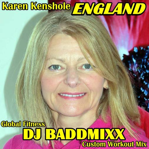 DJ Baddmixx - Karen Feeling H. DJ Baddmixx