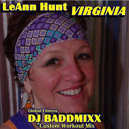 DJ Baddmixx - LeAnns Little P. DJ Baddmixx