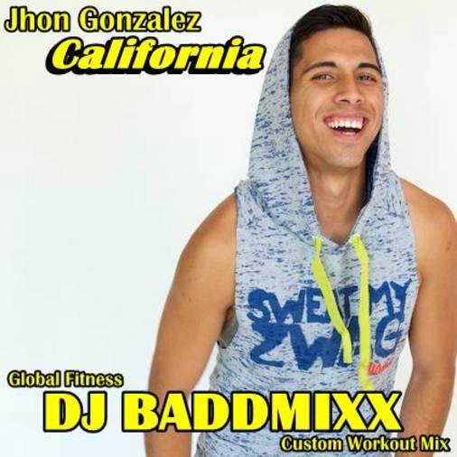 DJ Baddmixx - Jhons 2015 Conv. DJ Baddmixx