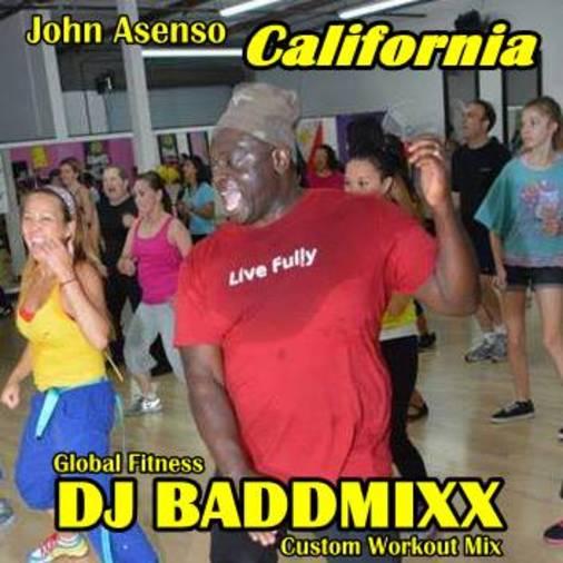 DJ Baddmixx - John Feels A 9M. DJ Baddmixx