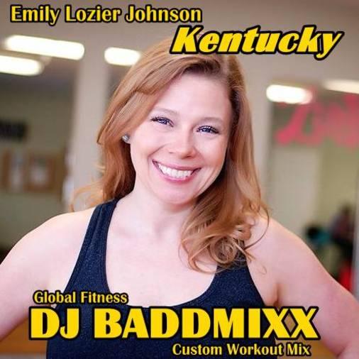 DJ Baddmixx - Emily Kickin 2 . DJ Baddmixx