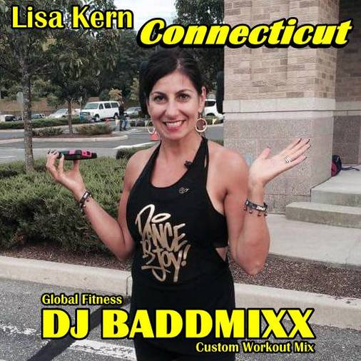 DJ Baddmixx - Lisa Just Dance. DJ Baddmixx