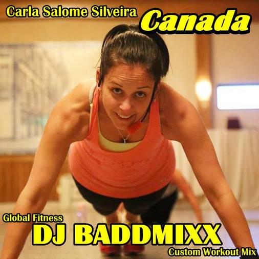 DJ Baddmixx DJ Baddmixx - Carla Don't Wor.
