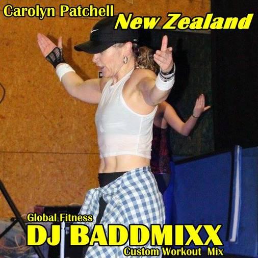 DJ Baddmixx - Carolyn Goes Bo. DJ Baddmixx
