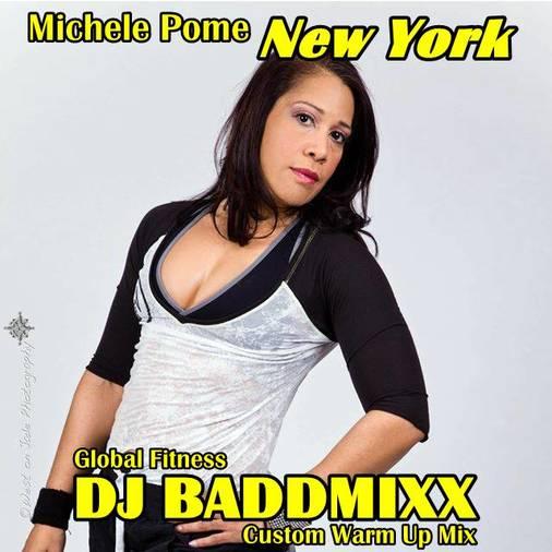 DJ Baddmixx - Michele Jump 8M. DJ Baddmixx