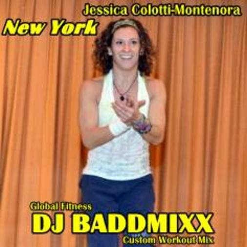 DJ Baddmixx - Jessica Feel My. DJ Baddmixx