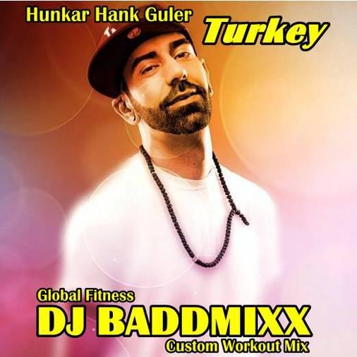 DJ Baddmixx - Hank Walks 10Mi. DJ Baddmixx