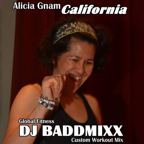 DJ Baddmixx - Alicia Loves Sa. DJ Baddmixx