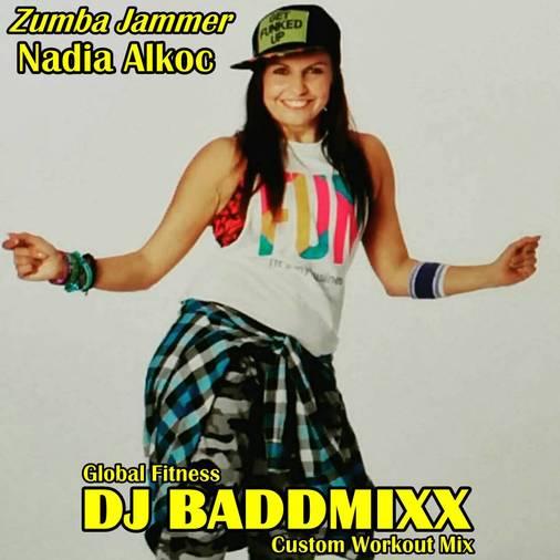 DJ Baddmixx - Nadia Is Confid. DJ Baddmixx
