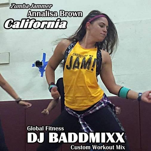 DJ Baddmixx DJ Baddmixx - ZJ Anna Likes B.