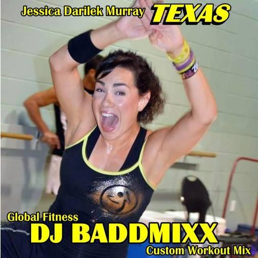 DJ Baddmixx - Jessica Wanna D. DJ Baddmixx