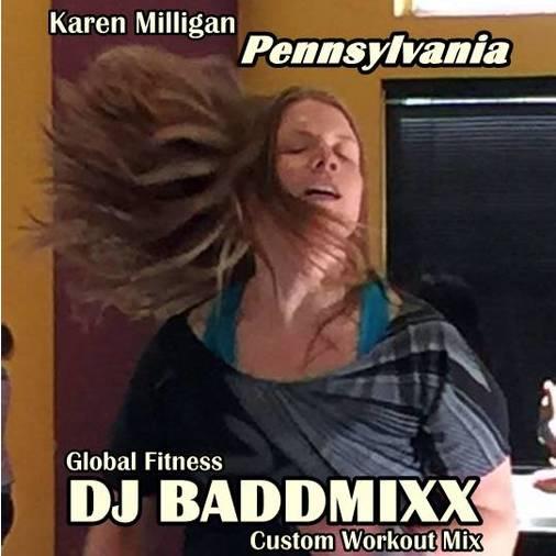 Karen Is Not Stressed 8Min Wa. DJ Baddmixx