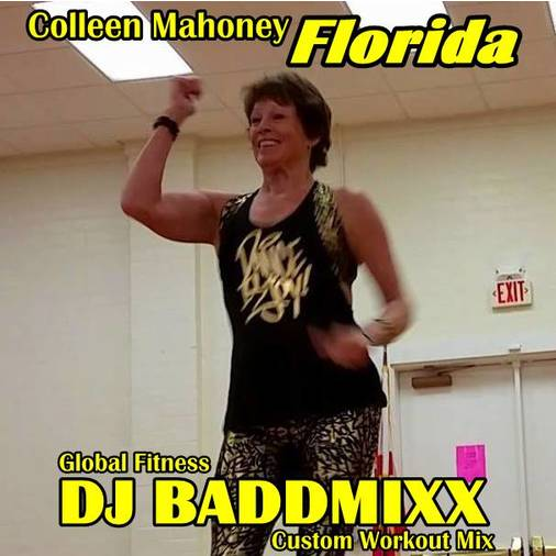 Colleen Just Dance 6Min WarmU. DJ Baddmixx