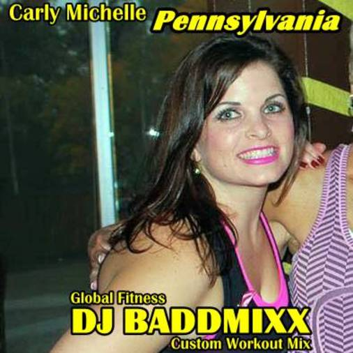 Carly Can Dance 8Min WarmUp 1. DJ Baddmixx