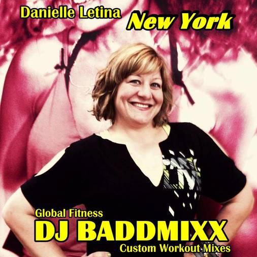 Letina Is Confident 5Min Warm. DJ Baddmixx