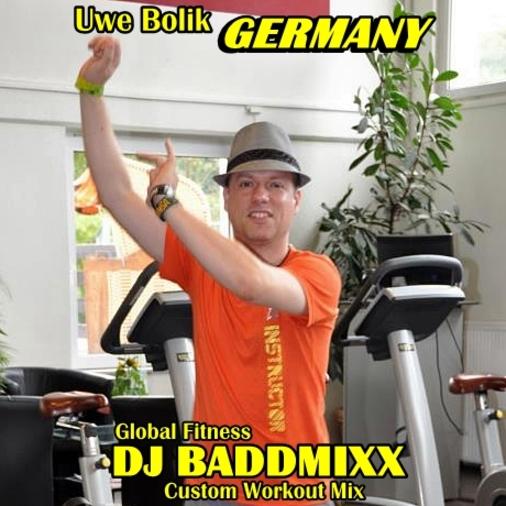 Uwe Rockin A 8Min WarmUp 133B. DJ Baddmixx