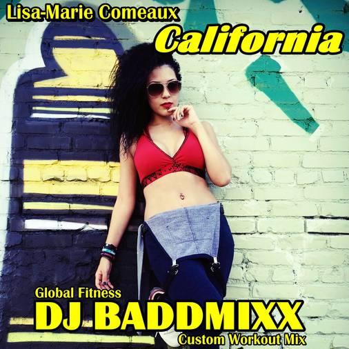 Lisa Luvs Cali 8Min Mix 95-10. DJ Baddmixx
