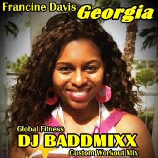 Francine A Pro 8Min WarmUp 13. DJ Baddmixx